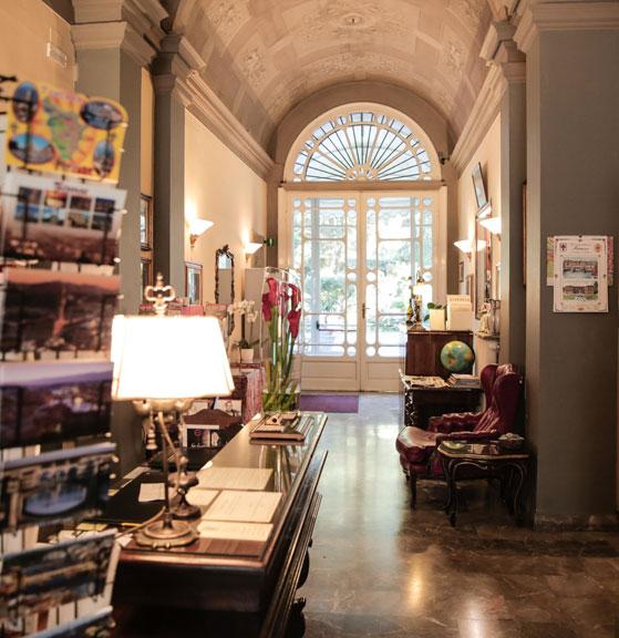 Hotel con parcheggio | Hotel Villa Liana Firenze | Sito Web ufficiale